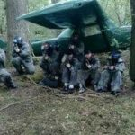 paintballing sligo image